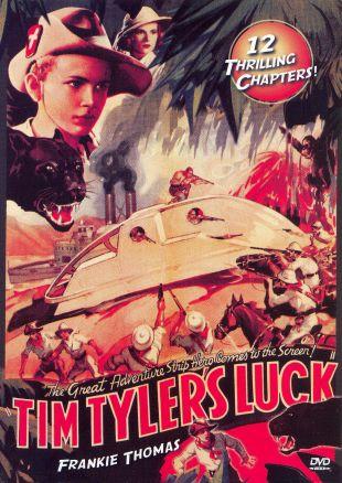 Tim Tyler's Luck [Serial]