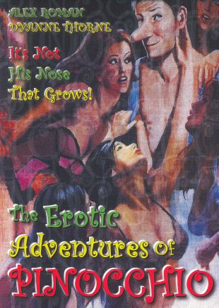 The Erotic Adventures of Pinocchio