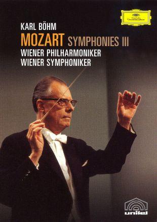 Mozart: Symphonies 3