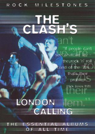Rock Milestones: Clash - London Calling