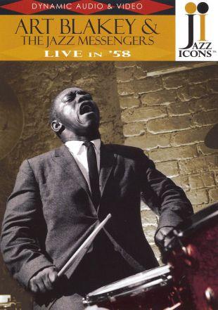 Jazz Icons: Art Blakey & the Jazz Messengers - Live in '58