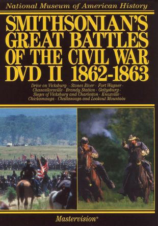 Smithsonian's Great Battles of the Civil War, Vol. 2