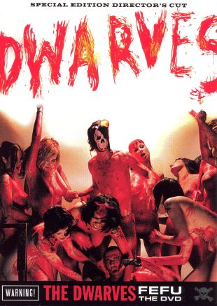 The Dwarves: Fefu - The DVD
