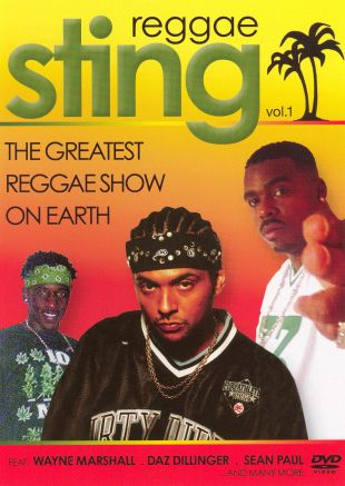 Reggae Sting, Vol. 1