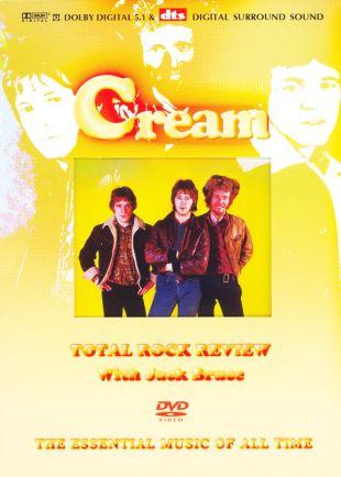 Total Rock Review: Cream