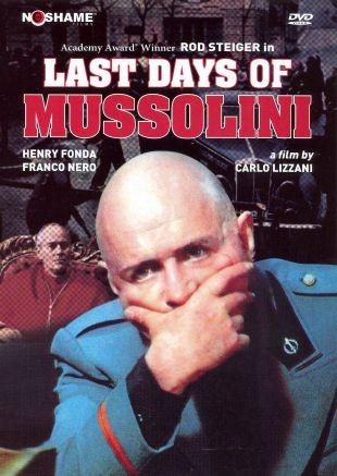 Mussolini: Ultimo Atto