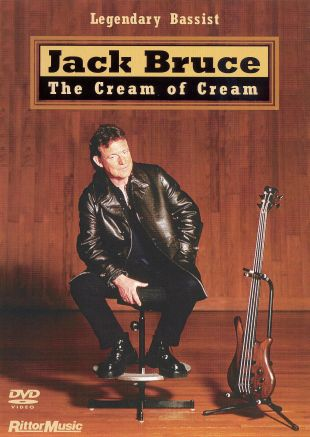 Jack Bruce: The Cream of Cream