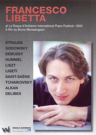 Francesco Libetta at La Roque d'Antheron International Piano Festival