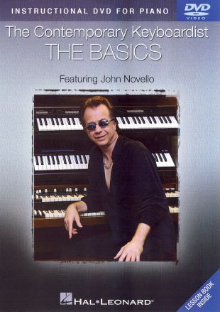 John Novello: The Contemporary Keyboardist