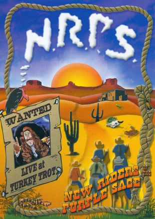 New Riders of the Purple Sage: Wanted - Live at Turkey Trot