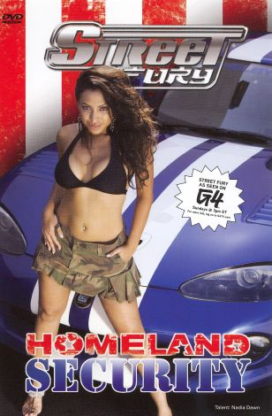 Street Fury: Homeland Security