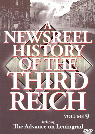A Newsreel History of the Third Reich, Vol. 9