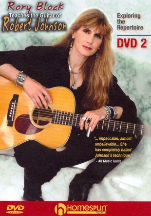 Rory Block Teaches the Guitar of Robert Johnson, Vol. 2