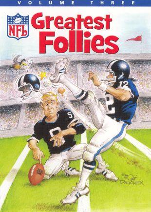 NFL Greatest Follies, Vol. 3