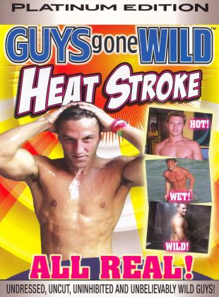 Guys Gone Wild Heat Stroke Cover Front