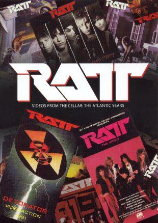 Ratt: Videos from the Cellar - The Atlantic Years