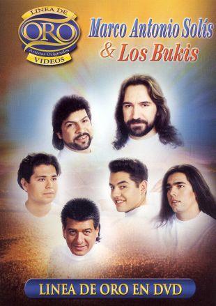Marco Antonio Solis/Los Bukis: Linea de Oro en DVD