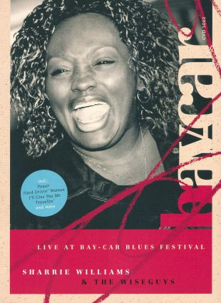 Sharrie Williams & The Wiseguys, Live at Bay-Car