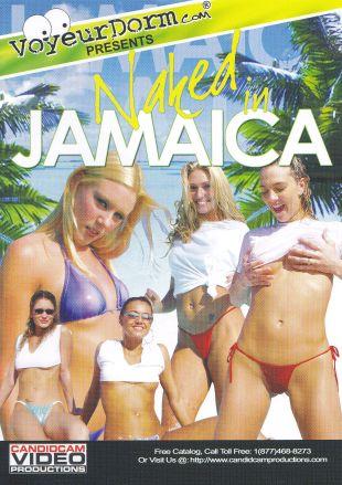 Voyeur Dorm Naked in Jamaica