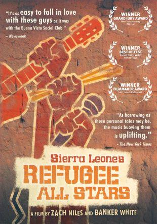 Sierra Leone's Refugee All-Stars
