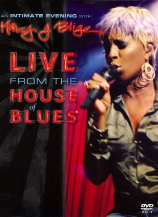 Mary J. Blige: At the House of Blues