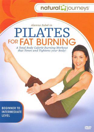 Alanna Zabel: Pilates for Fat Burning