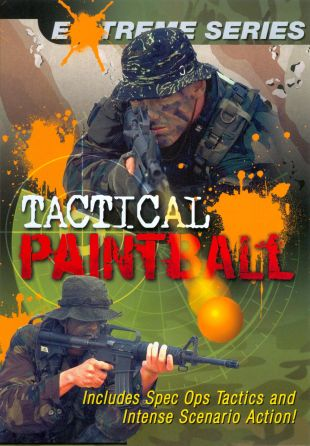Tactical Paintball