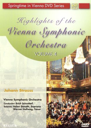 Highlights of the Vienna Symphony, Vol. 4