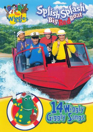 the wiggles splish splash big red boat paul field synopsis