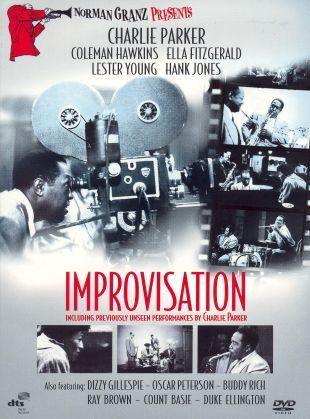 Norman Granz Presents: Improvisation - Charlie Parker, Ella Fitzgerald and More