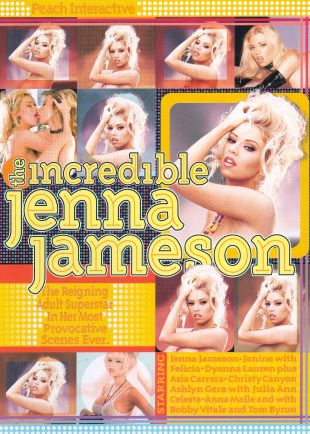 The Incredible Jenna Jameson