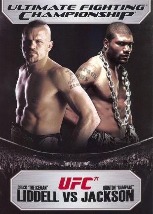 UFC 71: Liddell vs. Jackson