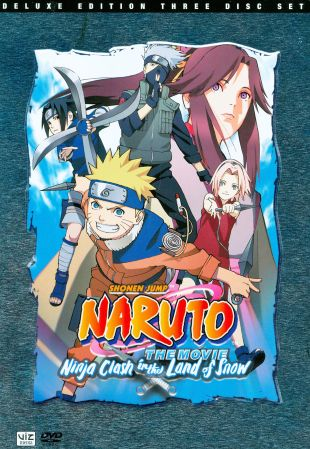 Naruto Movie: Clash in the Land of Snow
