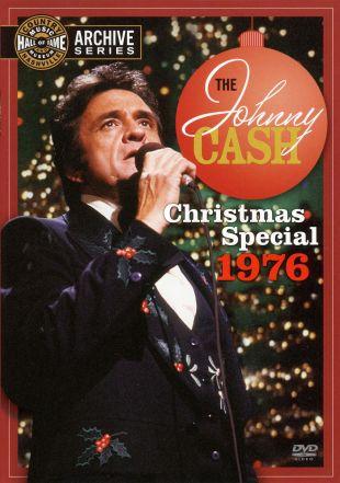 Johnny Cash Christmas Specials