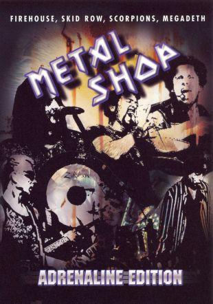 Metal Shop, Vol. 3: Adrenaline Edition