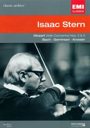 Classic Archive: Isaac Stern