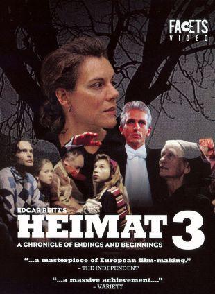 Heimat 3 Chronik Einer Zeitenwende 2004 Edgar Reitz