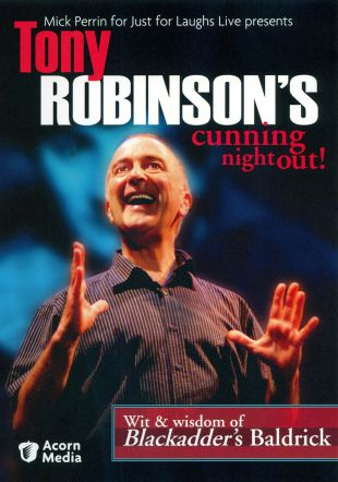 Tony Robinson's Cunning Night Out!
