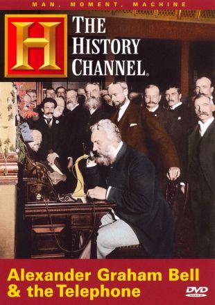 Man, Moment, Machine: Alexander Graham Bell and the Astonishing Telephone