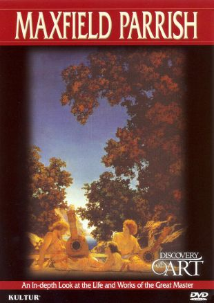 Discovery of Art 2: Maxfield Parrish