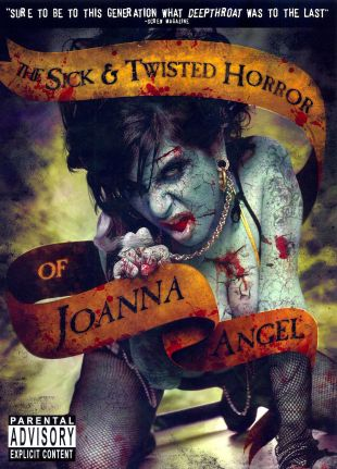 The Sick and Twisted Horror of Joanna Angel