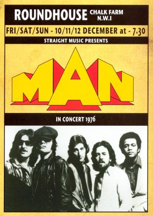 Man: In Concert at the Roundhouse