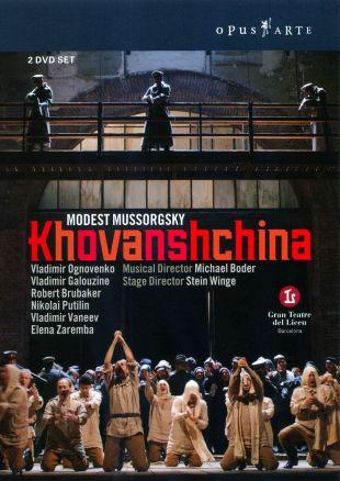 Khovanshchina (Gran Teatre del Liceu)