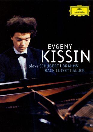 Evgeny Kissin: Plays Schubert/Brahms/Bach/Liszt