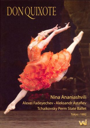 Don Quixote (The State Perm Ballet)