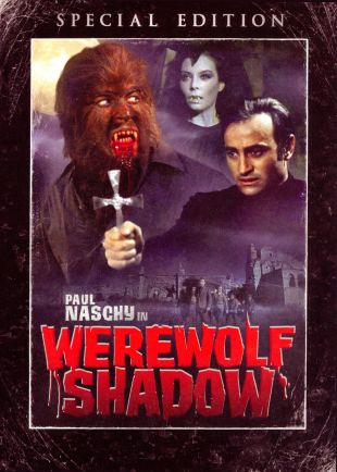 The Werewolf vs. Vampire Woman