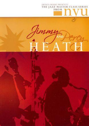 The Jazz Master Class Series From NYU: Jimmy & Percy Heath