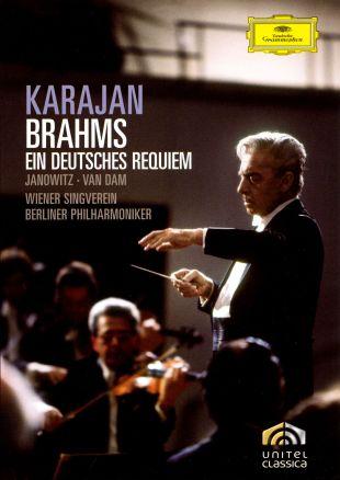 Herbert Von Karajan - His Legacy for Home Video: Brahms - Ein Deutsches Requeim