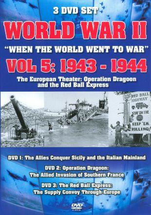 World War II: When the World Went to War, Vol. 5 - 1943-1944