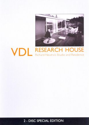 VDL Research House: Richard Neutra's Studio and Residence